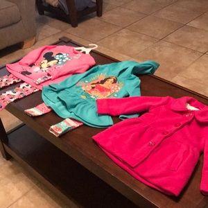 Toddler girl winter bundle ❄️